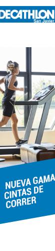 Decathlon cinta de correr
