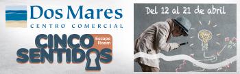 Campaña de Semana Santa del Centro Comercial Dos Mares de San Javier (Murcia)