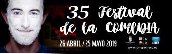 35 Festival de la Comedia en Torre Pacheco