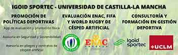 Igoid Sportec evaluación FIFA Y WORLD RUGBY