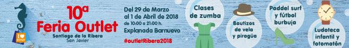 El evento de Semana Santa en Santiago de la Ribera (Murcia)