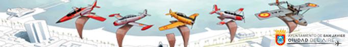 El proyecto estratégico 'San Javier, Ciudad del Aire' que impulsa el Ayuntamiento de San Javier como modelo de desarrollo turístico y económico basado en la tradición aeronáutica del municipio, podría recibir a 124.000 visitantes anuales y generar 5,4 millones de euros de ingresos directos e inducidos, además de crear de 16 a 33 empleos directos y generar una tasa de ocupación hotelera de 1,5 puntos en el municipio.