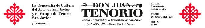Don Juan Tenorio vuelve a seducir en San Javier