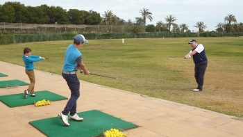 Academia de Golf Junior La Manga Club